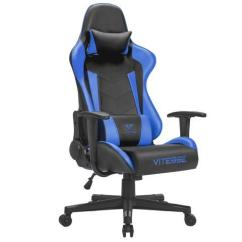 Gaming Office Chairs Australia Lightweight Aluminum Vitesse Chair Ergonomic Desk High Back Racing Style Computer Swivel Executive Leather