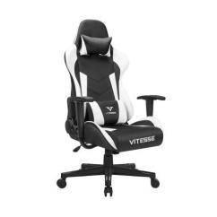 Office Chair High Back Writing Desk And Set Vitesse Gaming Ergonomic Racing Style Computer Swivel Executive Leather