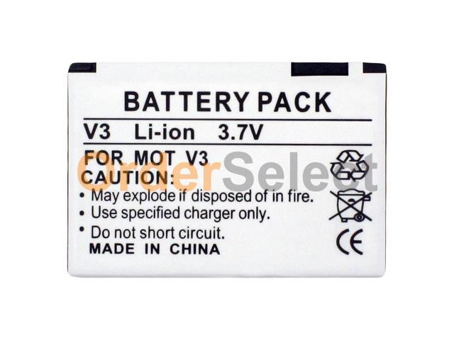 NEW Phone Battery for Android Motorola BR56 Razor RAZR V3