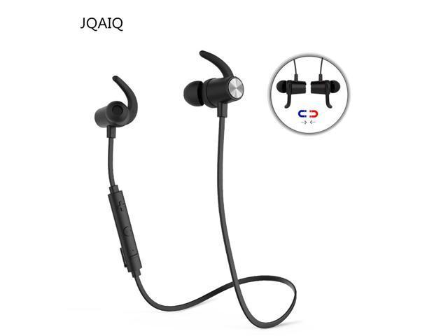 JQAIQ Bluetooth Earphone with Mic Wireless Headphones Apt