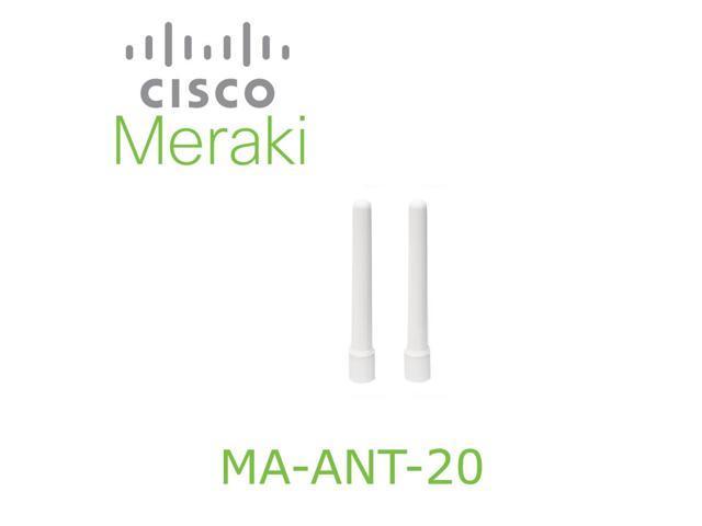 Cisco Meraki MA-ANT-20 Dual-Band Omni Antenna 4/7 dBi pack