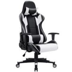Computer Chair For Gaming Electric Recliner Chairs Newegg Com Homall Racing Style Ergonomic With High Back Swivel Pu Leather Seat