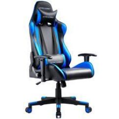 Ergonomic Mesh Chair From Emperor Ebay Bedroom Gaming Chairs Newegg Com Gtracing Office Racing Seat Height Adjustment Pillows Recliner Swivel