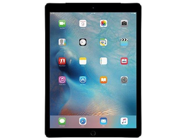 Apple iPad Pro (128GB, Wi-Fi + Cellular, Space Gray) - 12.9 Display