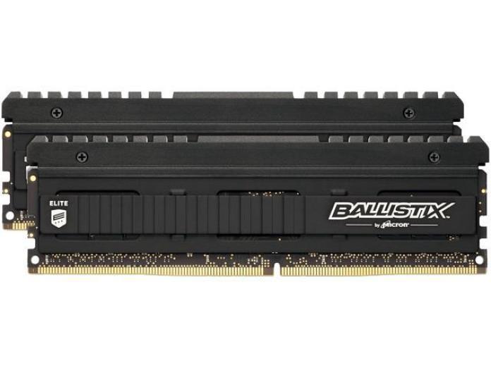 Crucial Ballistix Elite 3600 MHz DDR4 DRAM Desktop Gaming Memory Kit 16GB (8GBx2) CL16 BLE2K8G4D36BEEAK - Newegg.com