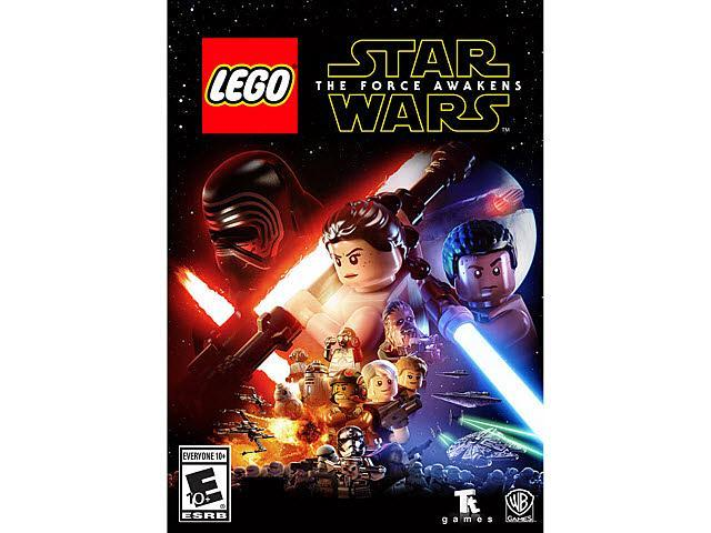 Lego Star Wars The Force Awakens Pc Online Game Code Neweggcom