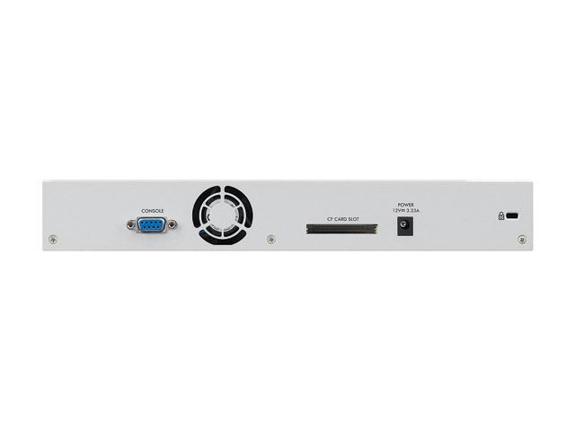 ZyXEL ZYWALL110 High Performance 1GbE SPI/300Mbps VPN Firewall with 100 IPSec and 25 SSL VPN. 7 GbE Ports and High Availability - Newegg.com
