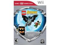 Lego Batman Wii W/Batman DVD Movie Wii - Newegg.com