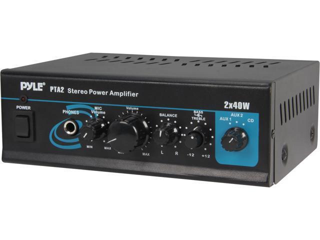 2 X 40 Watt Stk Amplifier