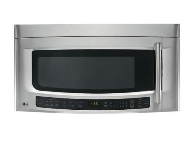 range microwave oven lmvm2075st