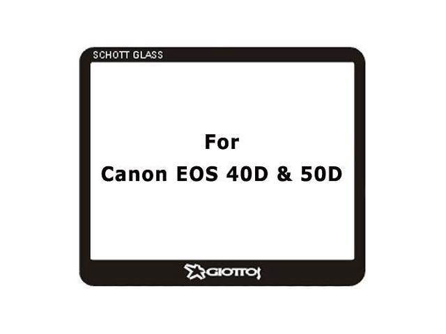 Giottos SP8301L Aegis Glass Screen Protector for Canon EOS