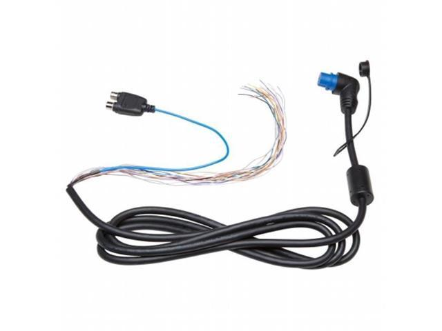Garmin 010-12390-21 Right Angle NMEA 0183 with Audio Cable