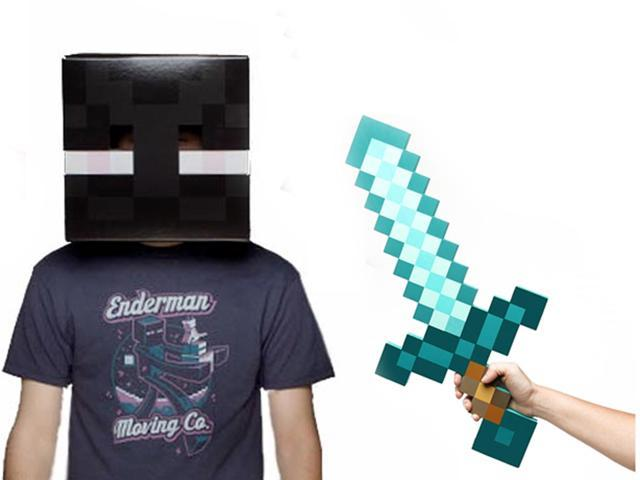 Minecraft Diamond Enderman