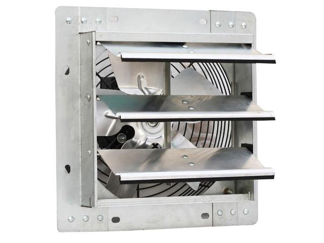 iliving 10 inch wall mounted shutter