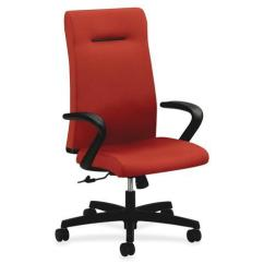 Hon Ignition Fabric Chair Black Resin Chairs Nz Seating Series High Back Poppy Crimson Red Cranberry Seat
