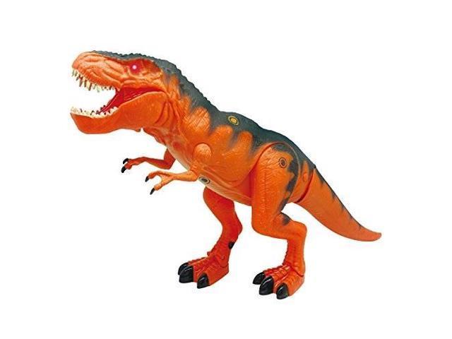 mighty megasaur walking and