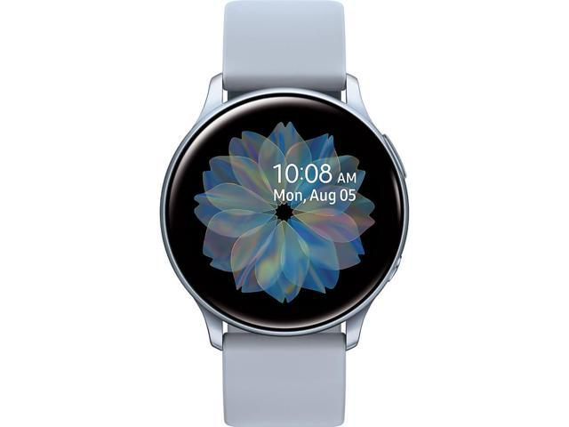 Samsung SM-R820NZSAXAR Galaxy Watch Active 2 Aluminum - 44mm/ Silver Cloud Silver