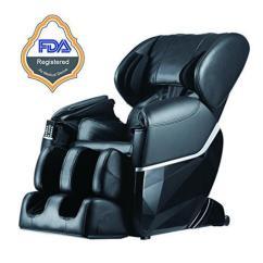 Massage Chair With Heat Karlstad Cover Bestmassage Ec77 Electric Full Body Shiatsu Recliner Zero Gravity W Black