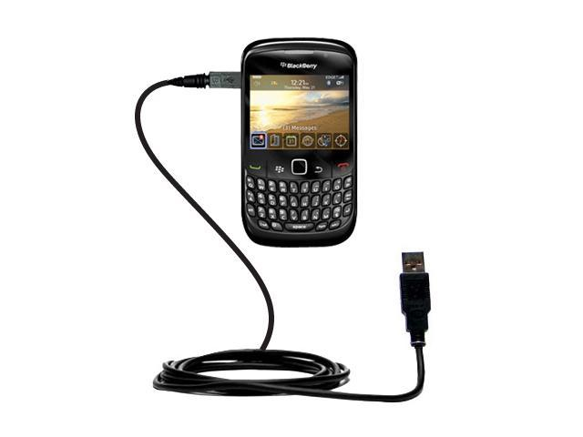 USB Cable compatible with the Blackberry Curve 8520