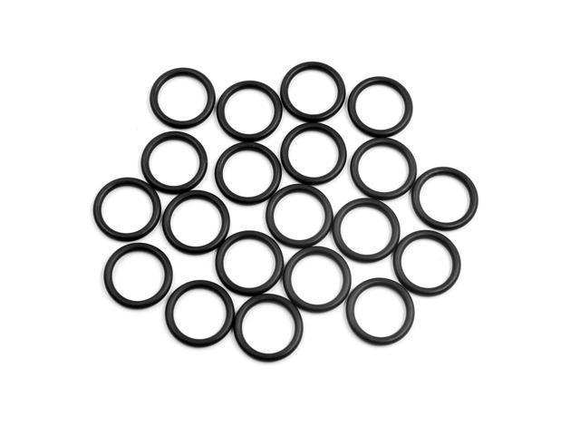 Black NBR70 O-Ring Washer Sealing Gasket for Automotive