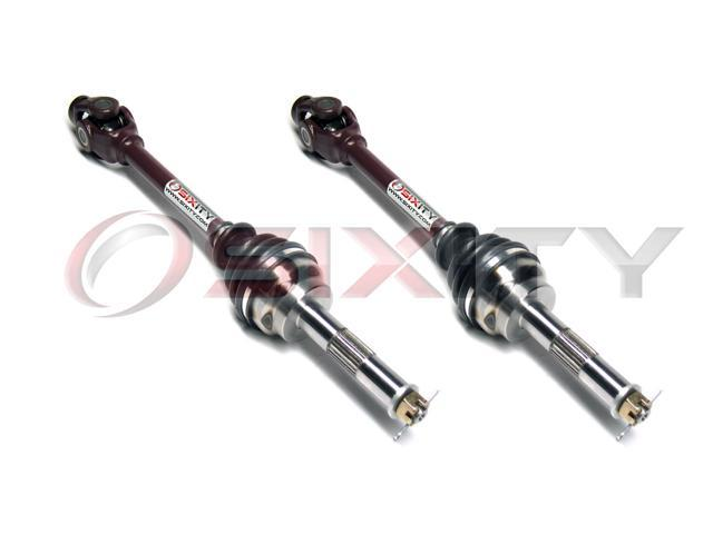 1996 Polaris 425 Magnum 4X4 Front Left Right ATV Axles