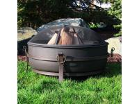Large Outdoor Fire Pit  kcbins