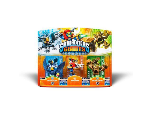 skylanders giants triple toy