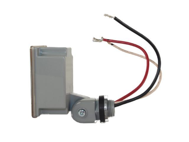 alr area lighting research spt 15 outdoor lighting swivel photo control photocell 1875w