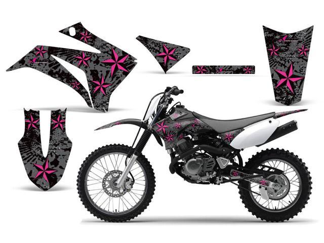 2008-2013|Yamaha|TTR|125::AMRRACING MX Graphics Decal Kit