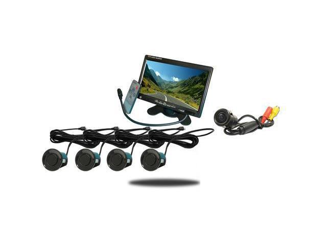 Tadibrothers 7 Inch Color Monitor Dual Parking Backup