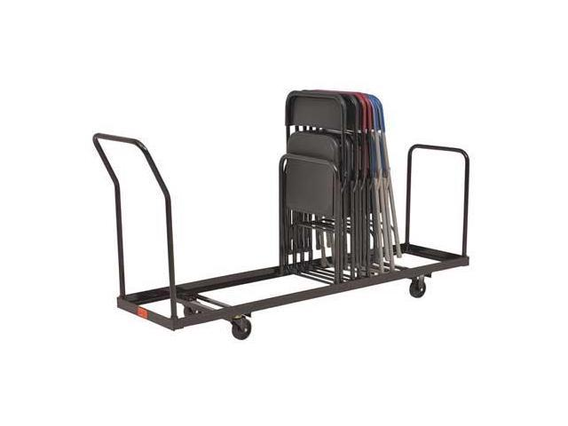 folding chair dolly 50 capacity 2 seat garden table and chairs 1000 lb load holds zoro select dy50