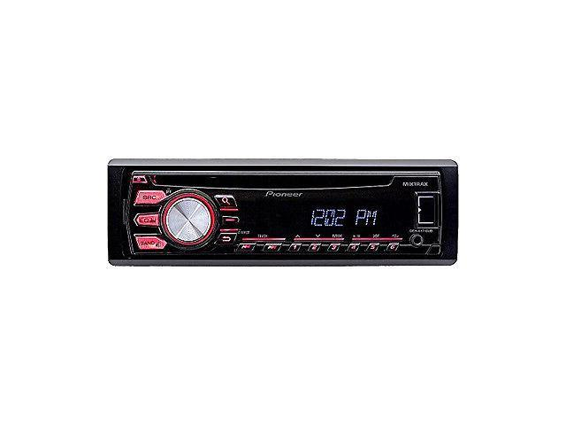 pioneer deh electric motor wiring diagram x1710ub single cd receiver with 12 character lcd display screen