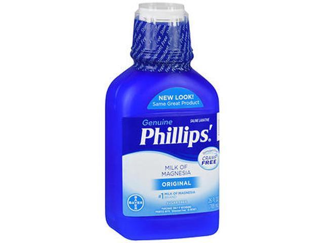 Phillips Milk of Magnesia Original 26 fl oz - Newegg.com