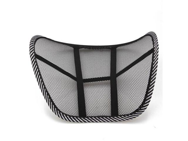 posture support seat cushion childrens potty chairs sodial mesh lumbar back brace chair waist pillow corrector
