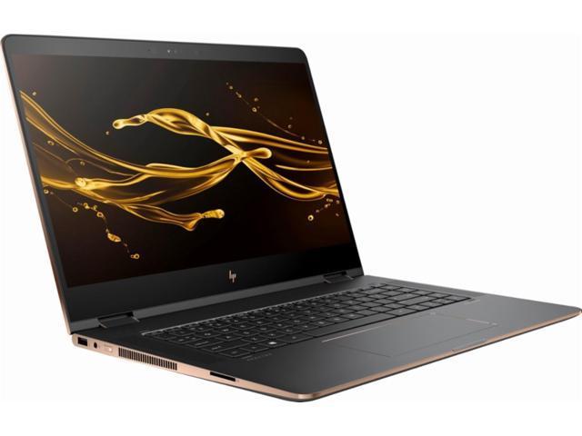 "HP Spectre x360 2-in-1: Core i7-8550U, 15.6"" 4K Touch Display ..."