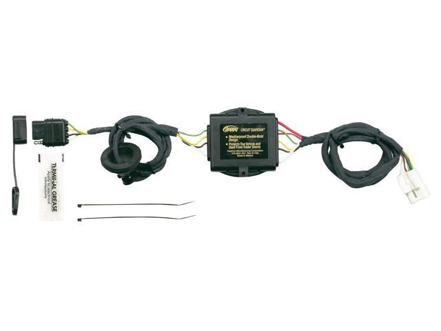 Hopkins 11143865 Plug-In Simple Vehicle To Trailer Wiring