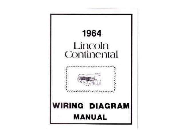 1964 Lincoln Continental Electrical Wiring Diagrams