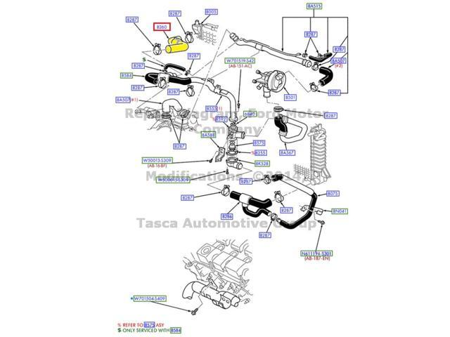 ford taurus cooling system diagram kusudama ball 2000 schematic coolant wiring diagrams hubs dodge intrepid