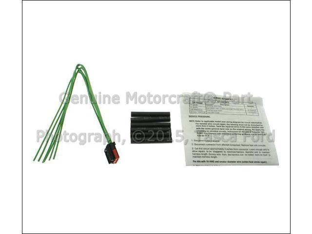 OEM 6 Cav Pigtail Harness Wire Wiring Freestar Fusion Mkz