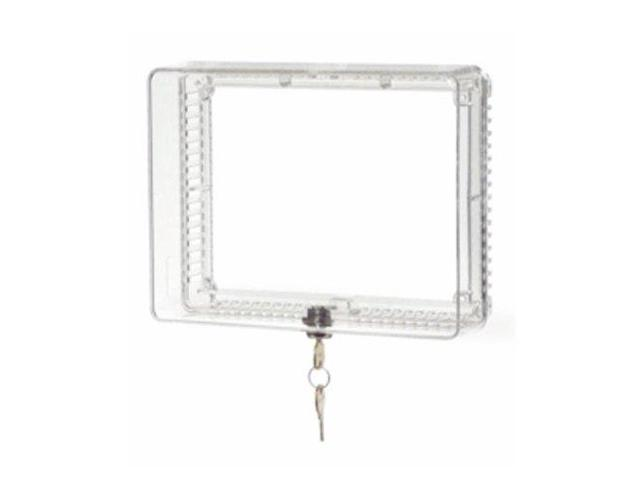 Honeywell Plastic Thermostat Guard 7-1/2