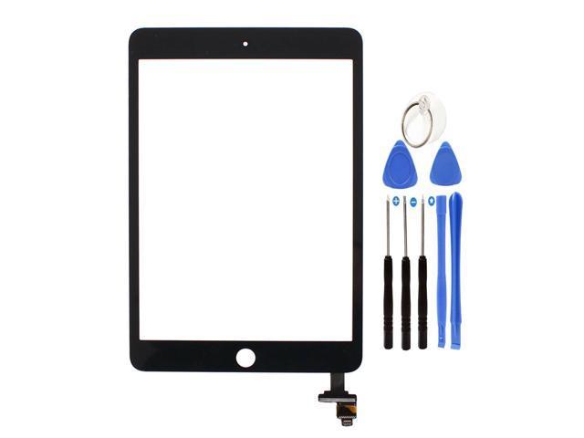 OEM Touch Screen Glass Digitizer Repair +IC Flex Connector