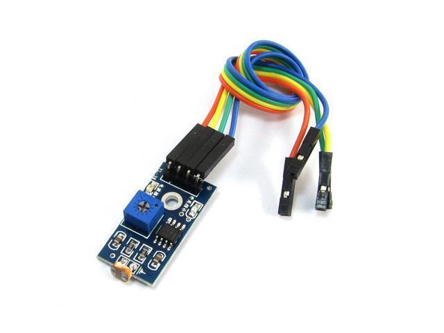 PCB Board Photo Resistor Photoelectric Switch Sensor