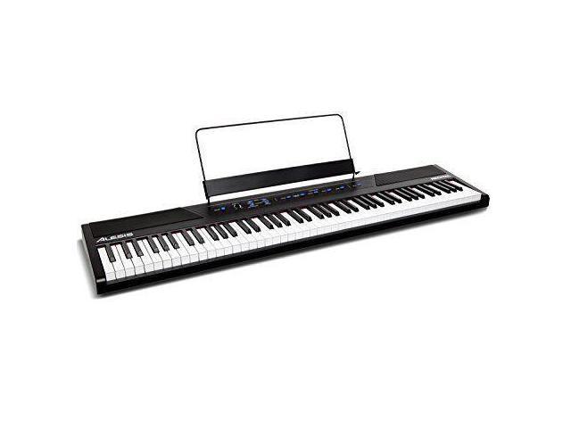 88 Key Recital Beginner Digital Piano Full Size Semi