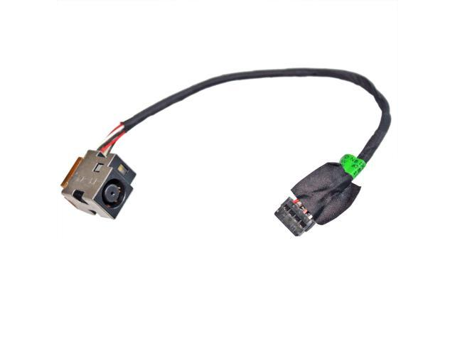 for HP Pavilion DV7-7000 DC Power Jack with Harness Cable
