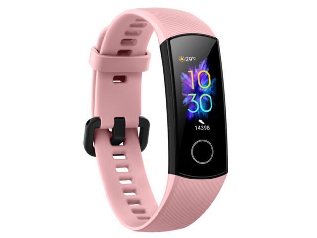 HUAWEI Honor Band 5 Smart Bracelet Bluetooth 5.0 5ATM Waterproof Sports Smartwatch Standard Version International Edition