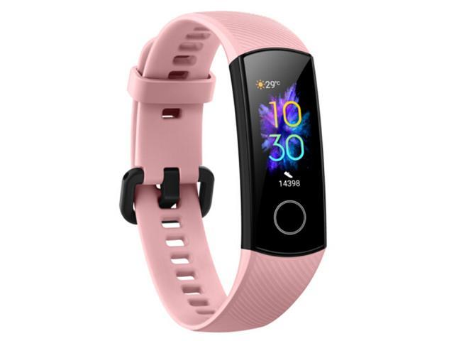 HUAWEI Honor Band 5 Smart Bracelet Bluetooth 5.0 5ATM Waterproof Sports Smartwatch Standard Version International Edition