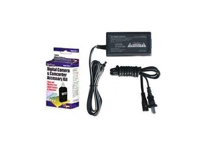 AC Adapter + Kit for JVC GRD790 ac, JVC GRD790US ac, JVC