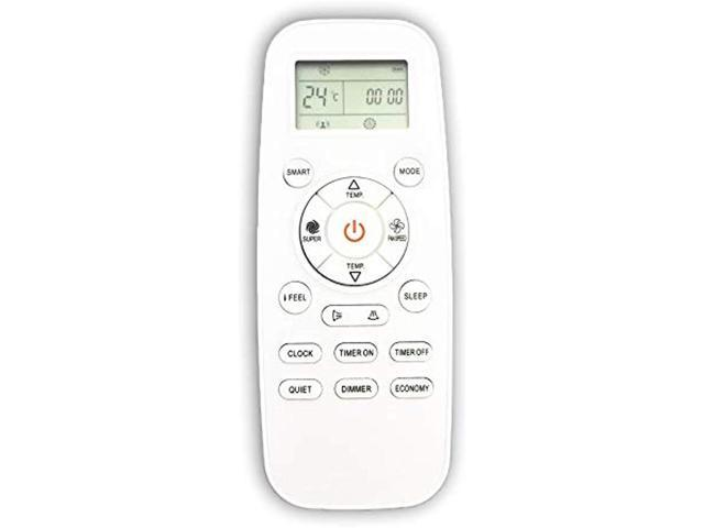 Hisense Air Conditioner Remote Control / New Remote
