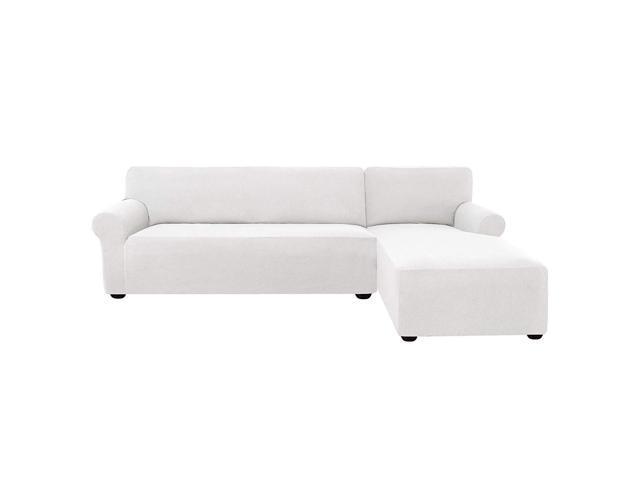 subrtex 2 piece l shape sectional sofa