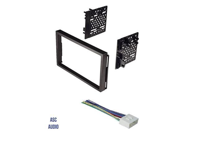 Double Din Car Stereo Install Dash Kit and Wire Harness